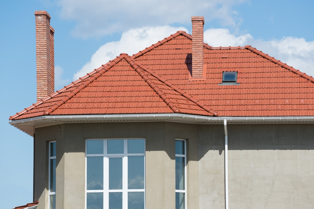 roof cleaning and curb appeal
